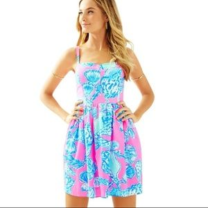 NWOT Lilly Pulitzer Ardleigh Dress size 14